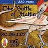 Бой при Хаттине 1187- 2017