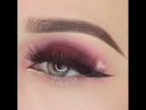 Идея макияжа с использованием RAVEN Velvetine