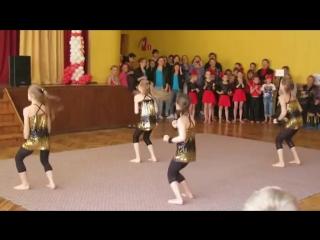 Modern Talking- взгляд в прошлое, танецакробатика