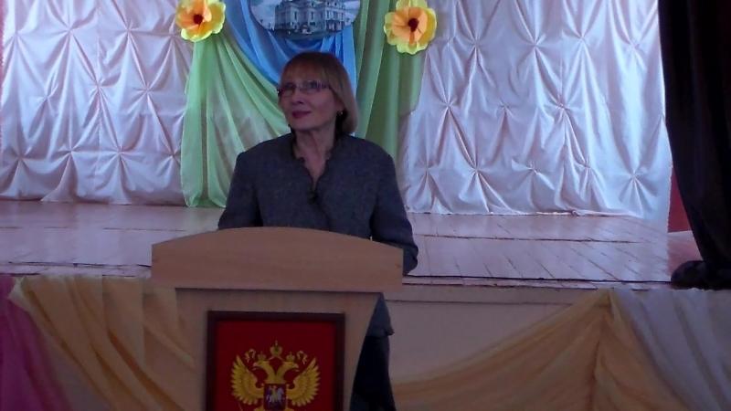 Из опыта работы по духовно-нравственному воспитанию учащихся: Казакова Е. Д., учитель ОПК