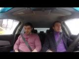 Астемир Апанасов в дороге с Ринатом Каримовым