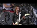 Halestorm Rock on the Range Festival 2015 05 17