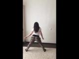 Мой первый танец!