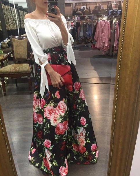 Потрясающие юбки из Итальянского жаккарда DG, без таких в этом году бы