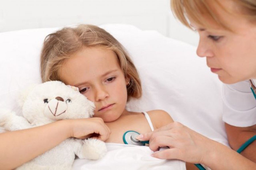 Костный туберкулез у детей