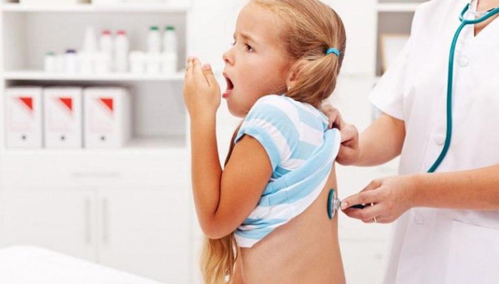 Только кашель у ребенка