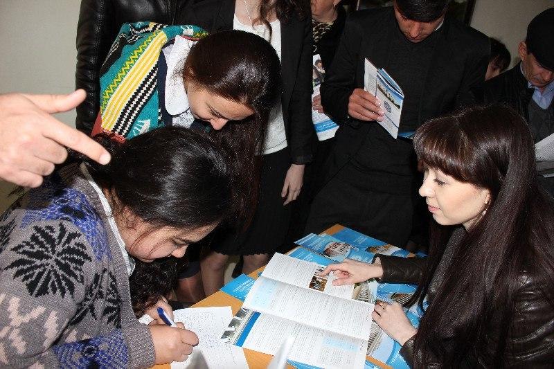 Таджикские студенты получат возможность бесплатного обучения в вузах Европы