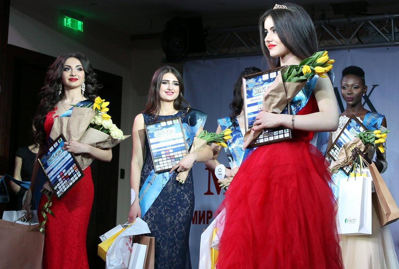 Таджичка победила в конкурсе красоты в Харькове