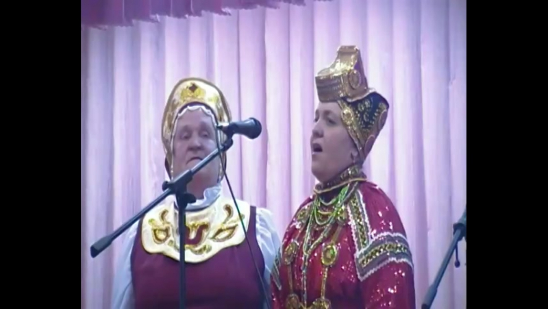 Подсередненский ансамбль Не ходи туда