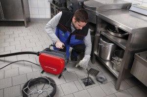Механическая прочистка канализации в доме в Воронеже