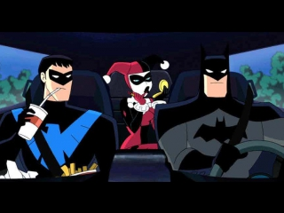 """Batman and Harley Quinn"" Sneak Peek [Mutant 101]"