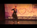 Aleksei Riaboshapka in Orient el hob festival Sofia Bulgaria