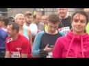 Поки тусовщики відсипаються спортсмени бігають З ким ти Нова традиція напівмарафону в Че