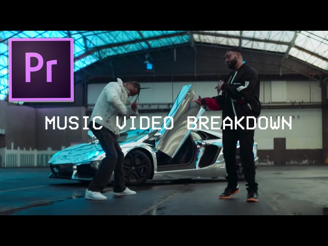 Travis Scott - beibs in the trap ft. NAV (Music Video Editing Breakdown Ep. 1) (Premiere Pro CC )