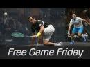 Squash: Free Game Friday - Shabana v Elshorbagy - Tournament of Champions 2015