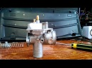Регулировка карбюратора PZ30 Stels Flame 200