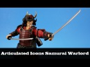 Articulated Icons Surai Samurai Warlord The Feudal Series Overview