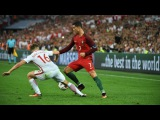 Криштиану Роналду 2016 | Португалия құрамасындағы финтері & голдары және эмоциялары HD