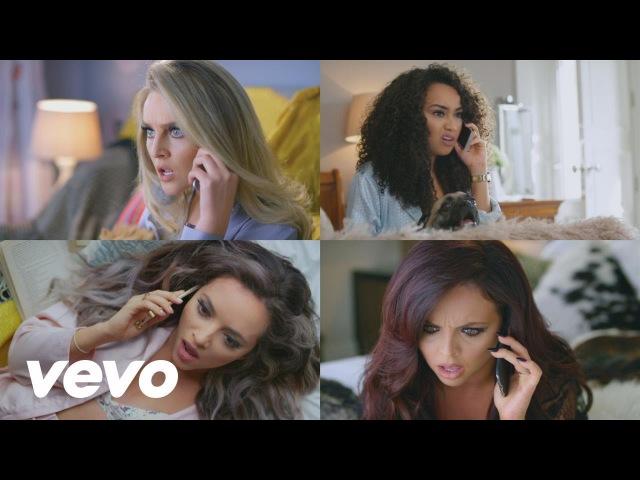 Little Mix Hair ft Sean Paul Official Video