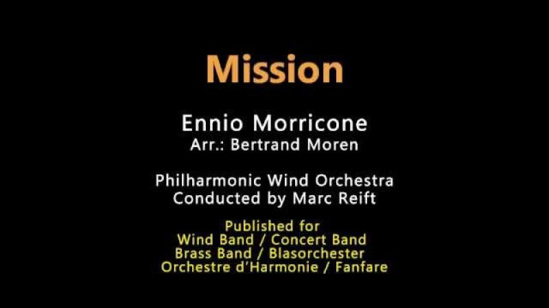 Marc Reift - Mission (Ennio Morricone, Arr.: Bertrand Moren)