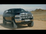 DT Test Drive Dodge Ram 2500