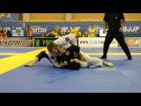 Kick legdrag pass Keenan Cornelius vs Paulo Miyao 2013 European Championships