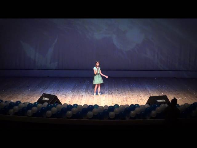 Алиса Карпека - Белые ангелы (А.Кожикина) конкурс Паруса Надежды Спб