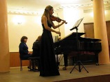 Шуберт Франц D 574 Соната для скрипки и фортепиано ля мажор op.162 ч.1