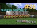Industrial Craft 2 Minecraft 1.7.10 26 Addon Nuclear control 2 Последний реактор, Инфо панель