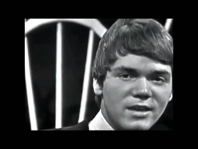BRIAN HYLAND Sealed With A Kiss 60's Video In IMPROVED SOUND
