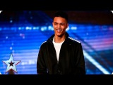 Theres nothing off Balance about Taylor!  Week 3 Auditions  Britains Got Talent 2016