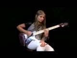 Что творит девушка в свои 16 Jason Becker - Altitudes - Tina S CoverHD