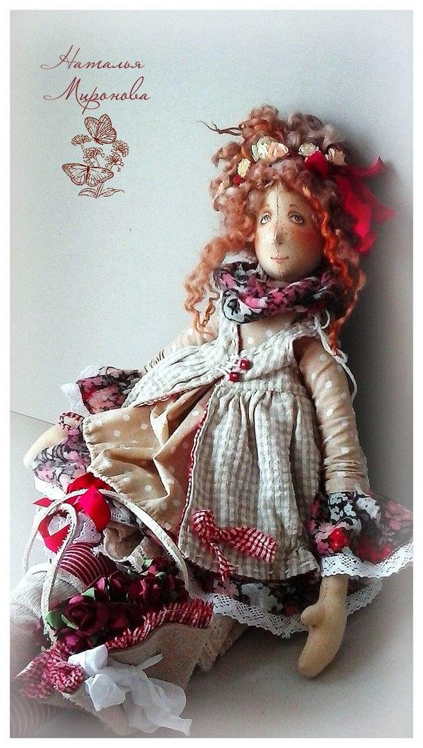 куклы натальи мироновой