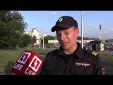 Военнослужащий Нацгвардии рассказывает, как спас ребенка в Уфе