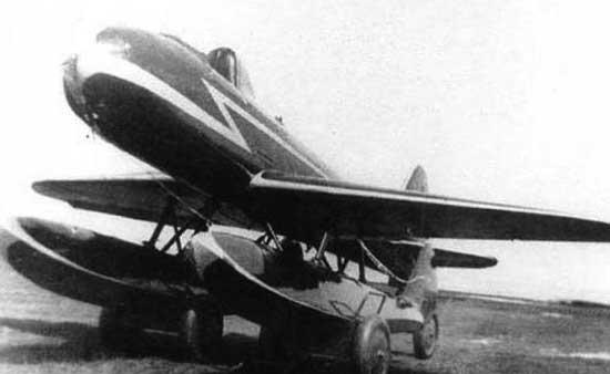 Первый военный беспилотник в СССР