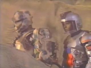 Капитан Пауэр и солдаты будущего 10-я серия