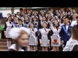 Выступление выпускников-2016 г) Флешмоб)