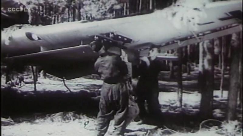 «Вызываем огонь на себя» (1964) - военный, драма, реж. Сергей Колосов 3 и 4 серии