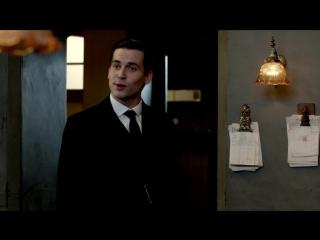 Downton Abbey / Аббатство Даунтон - Не по твою душу роза Джимми цвела (Отрывок)