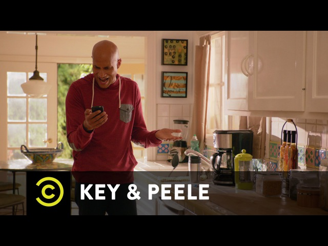 Key Peele - Text Message Confusion - Uncensored