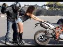 НажОпники ч.1 О мотоциклах на пальцах №2