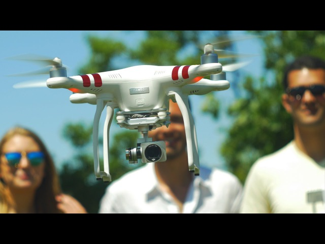 DJI - Introducing the Phantom 3 Standard