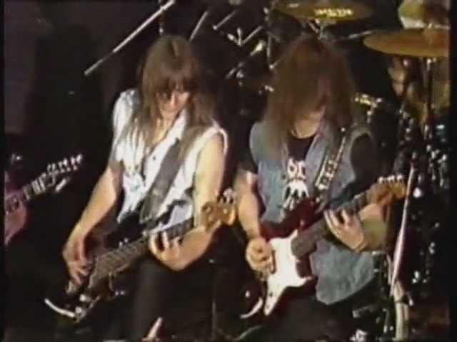 The ultimate revenge venom slayer exodus live 1985
