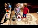 Мечта почти каждого ребенка. Домашний аппарат для приготовления сладкой ваты!