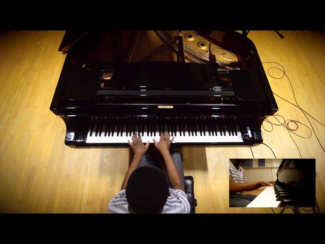 Periphery - All New Materials (piano cover) - STUDIO VERSION!