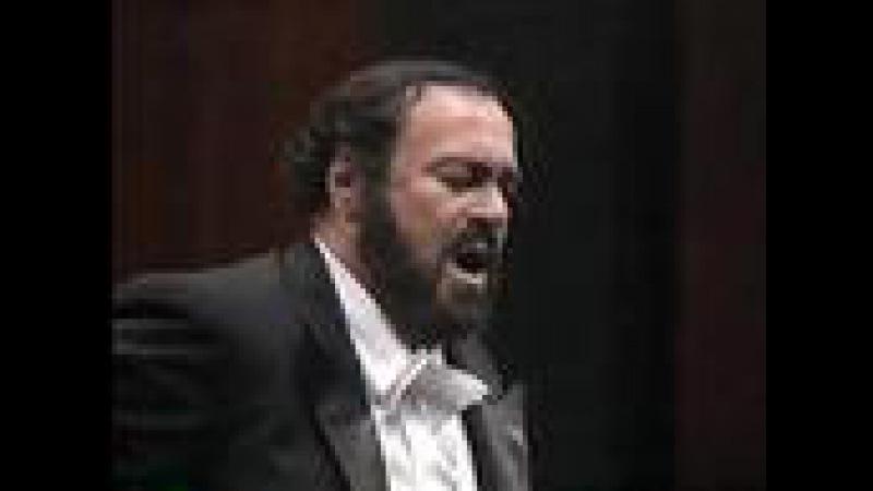 Pavarotti Mascagni La Serenata