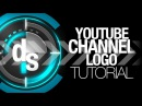Gimp youtube channel logo tutorial no photoshop