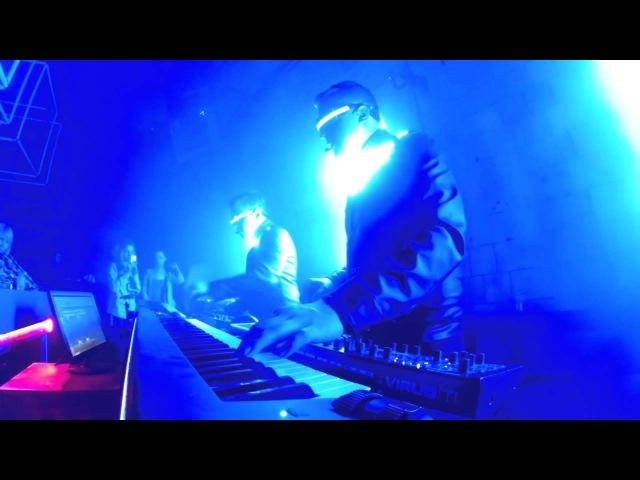 Blastromen - Battlenet, live at Mosaique Club, St. Petersburg