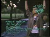 Nancy Wilson - All For Love (RELAID AUDIO)