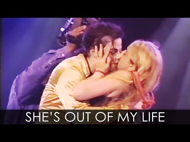 Michael Jackson - She's Out Of My Life live Dangerous Tour Argentina 1993 - Enhanced - HD